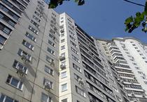 На юго-востоке Москвы самоубийца упала на ребенка