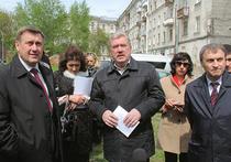 Новосибирск расторгает договоры с недобросовестными подрядчиками