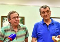Полпред Меняйло познакомился с Новосибирской области