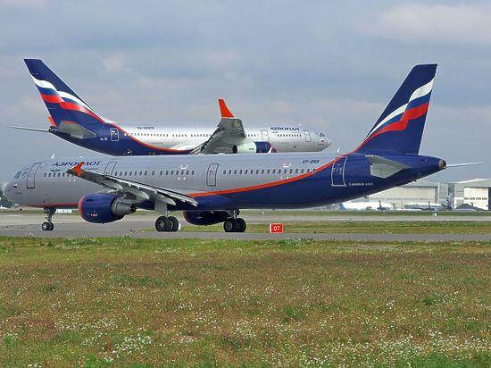 Иностранка скончалась наборту летевшего в столицу самолета «Аэрофлота»
