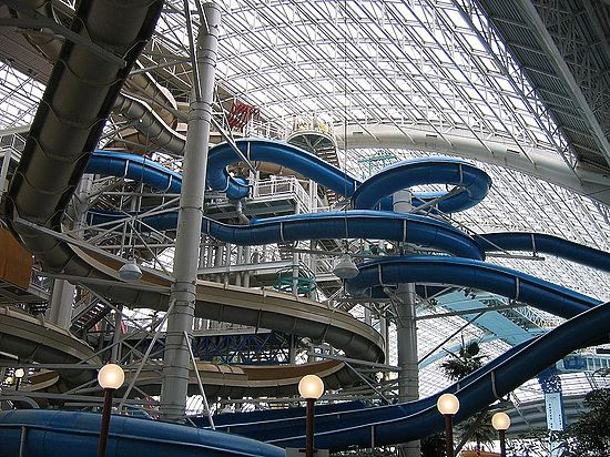 Новосибирский аквапарк откроется 30сентября