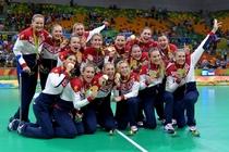 Золотые медалисты Рио-2016  - в «МК»!