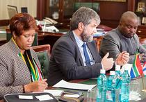Новосибирская область развивает международные отношения