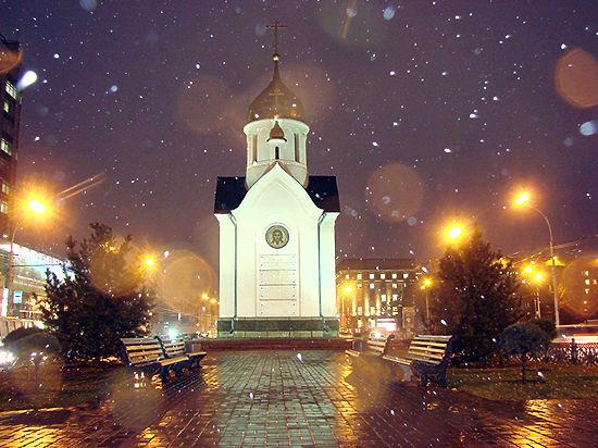 Император Николай II — основатель города на Оби