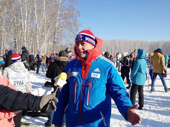 Сибиряк — значит, лыжник