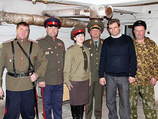 В Новосибирске снимают фантастику!