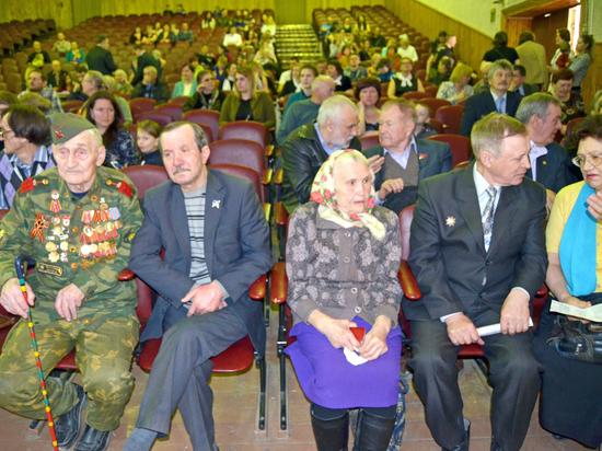 Фестиваль патриотической песни в ДК «Звезда»