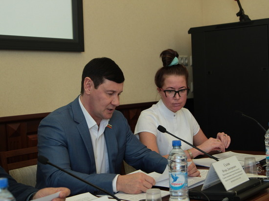 Профильная комиссия горсовета рассмотрела поправки к Положению о нестационарных объектах