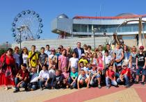 Новосибирские школьники посетили планетарий
