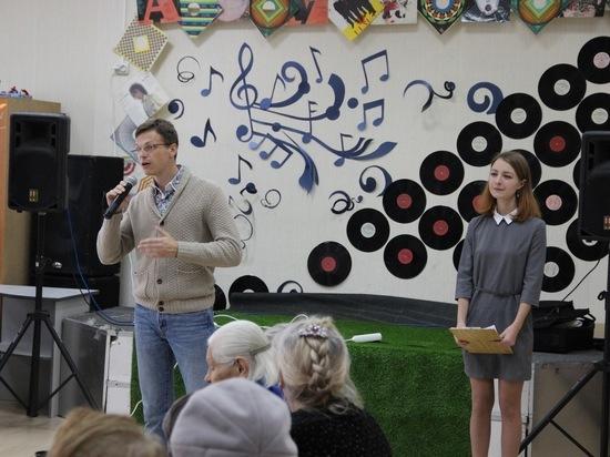 В ТОСе «Кропоткинский» отметили Декаду пожилых людей