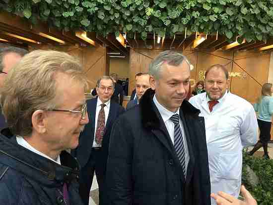 В наукограде Кольцово состоялось сразу два знаменательных события