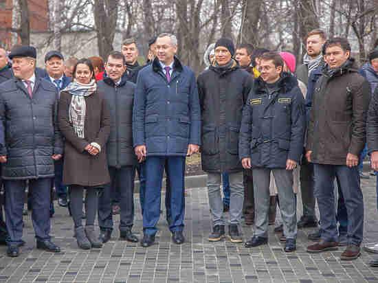 Михайловская набережная открылась после реконструкции