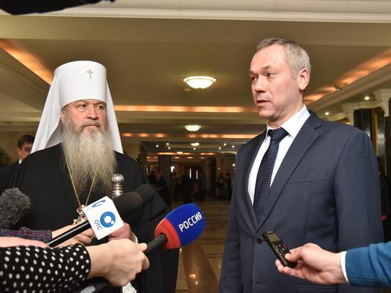 Что делал на каникулах врио губернатора Новосибирской области?