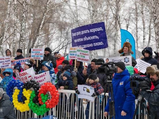 «Сибирский Антрацит» наградил «Рабочего года» автомобилем