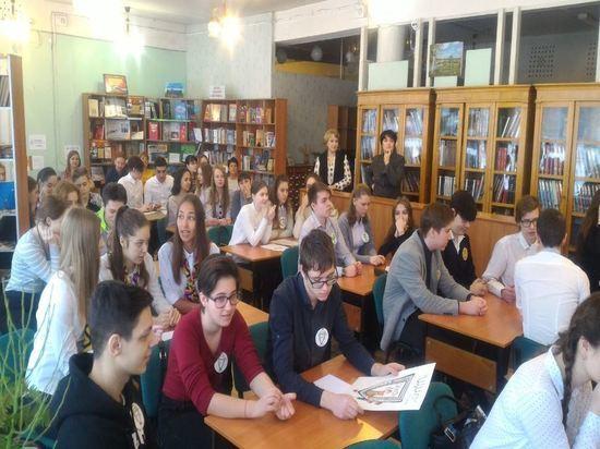 Школьники Дзержинского района блеснули знаниями права